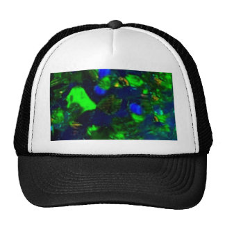 Fiery Green-Black Opal Gifts By Sharles Cap