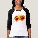 Fiery Maya Animal Claw Tee Shirt