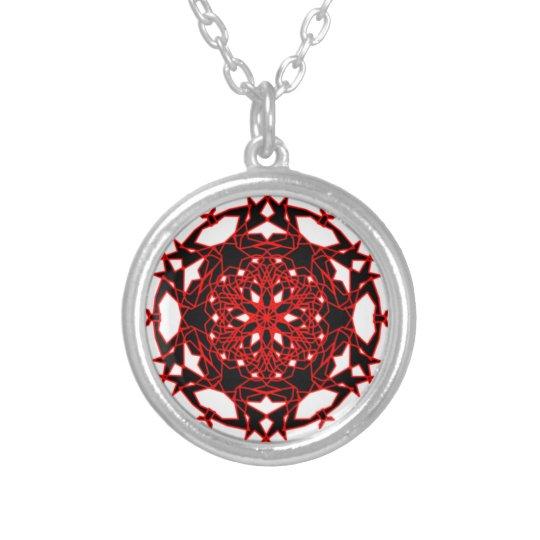 Fiery Necklace