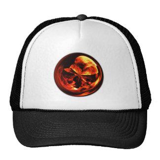 Fiery Orb Cap