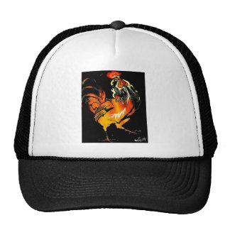 FIERY ROOSTER HATS