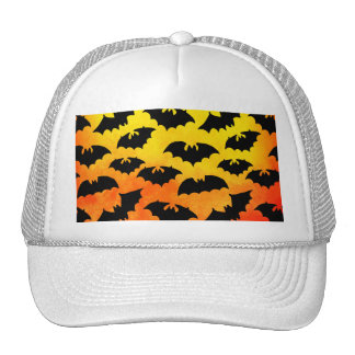 Fiery Sky Full of Bats Cap