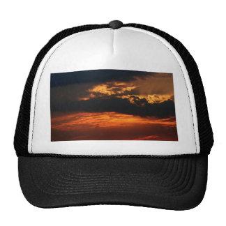 Fiery Sunset-D1081 (8-22-06) Hat