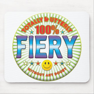 Fiery Totally Mousepad
