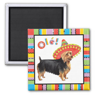 Fiesta Australian Terrier Magnet