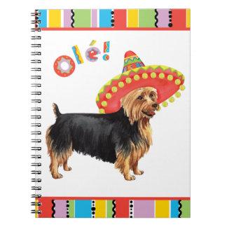Fiesta Australian Terrier Notebook