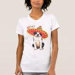 Fiesta Boston Terrier T Shirt