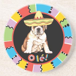 Fiesta Bulldog Coaster