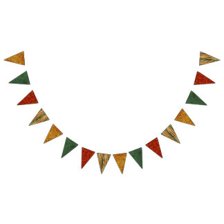 Fiesta Bunting Banner Flags