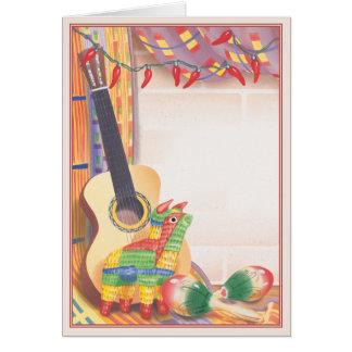 Fiesta © card
