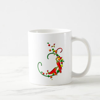 Fiesta Chili Peppers Mugs