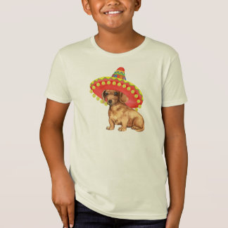 Fiesta Dachshund T-Shirt