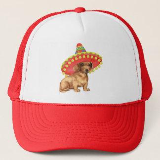 Fiesta Dachshund Trucker Hat