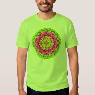 Fiesta Flower Round T-shirt