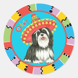 Fiesta Havanese Classic Round Sticker