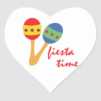 Fiesta Maracas Stickers