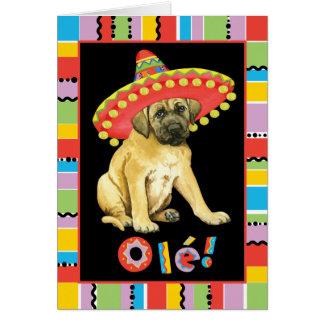 Fiesta Mastiff Card