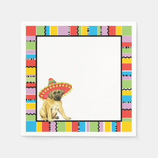Fiesta Mastiff Disposable Serviette