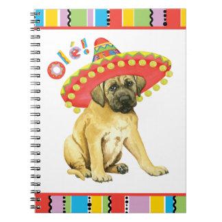 Fiesta Mastiff Notebooks