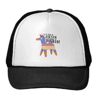 Fiesta Pinata Hats