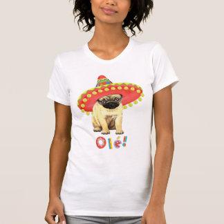 Fiesta Pug T Shirts
