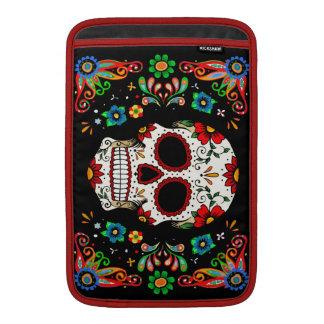 Fiesta Skull MacBook Sleeve