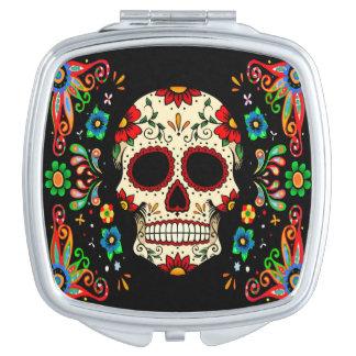 Fiesta Skull Vanity Mirrors