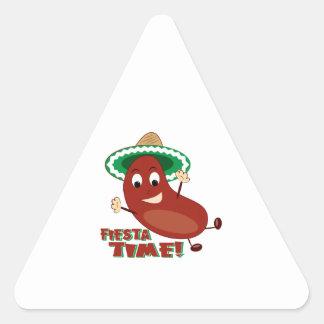 Fiesta Time Sticker