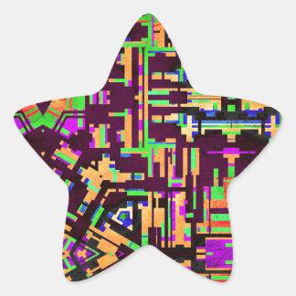fiesta V1 Star Stickers