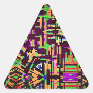 fiesta V1 Triangle Stickers