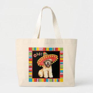 Fiesta Wheaten Jumbo Tote Bag