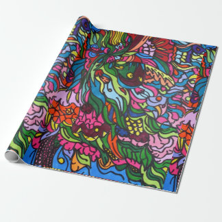 Fiesta Wrapping Paper