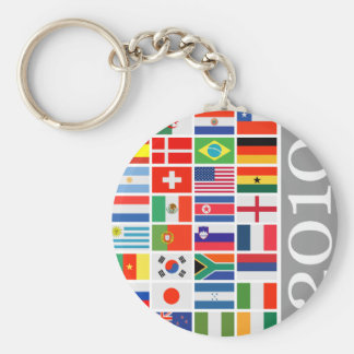 FIFA World Cup 2010 Keychains