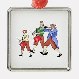 FIFE AND DRUM BAND ORNAMENTS