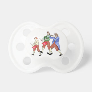 FIFE AND DRUM BAND BooginHead PACIFIER