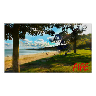 fife coast poster