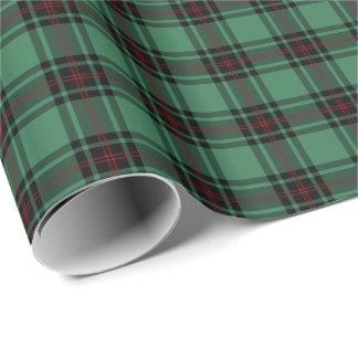 Fife District Tartan Gift Wrap