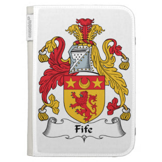 Fife Family Crest Cases For The Kindle