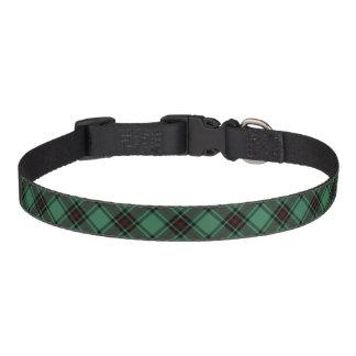 Fife Scotland District Tartan Pet Collars