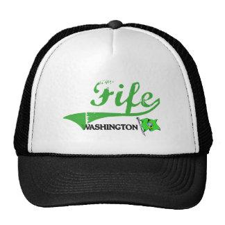 Fife Washington City Classic Trucker Hat