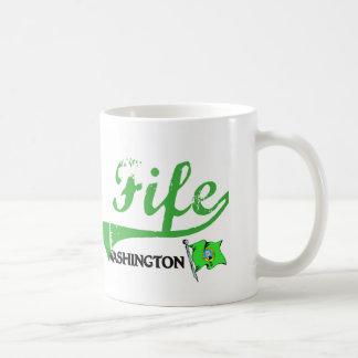 Fife Washington City Classic Mug