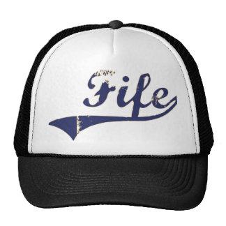 Fife Washington Classic Design Mesh Hats