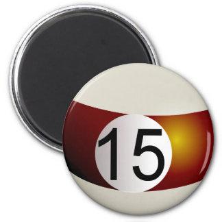 Fifteen Ball Magnet