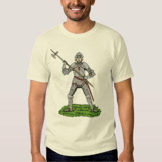 Fifteenth Century English Knight T Shirts