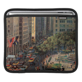 Fifth Avenue by John Falter Sleeve For iPads