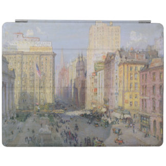 Fifth Avenue, New York, 1913 iPad Cover
