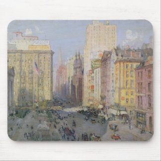 Fifth Avenue, New York, 1913 Mouse Pad