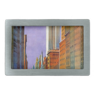Fifth Avenue, New York Belt Buckles