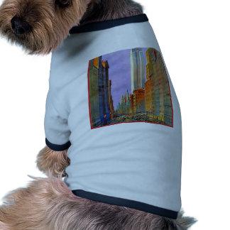 Fifth Avenue, New York Ringer Dog Shirt