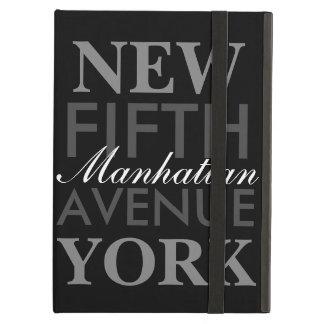 Fifth Avenue New York iPad Air Cover